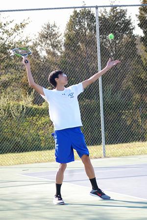 Boys Tennis: Loudoun County 7, Park View 2 by Dylan Gotimer on April 12, 2016