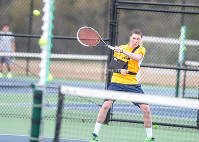 Boys Tennis: Loudoun County vs. John Champe 4.23.15