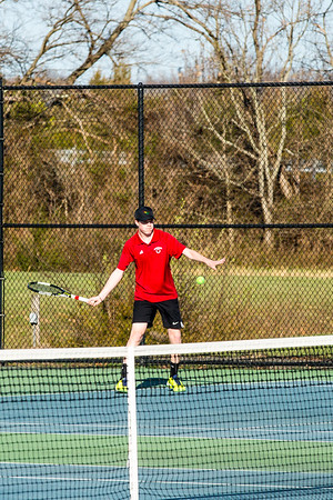 Boys Tennis: Stone Bridge 9, Heritage 0 by Tim Gregory on March 29, 2017