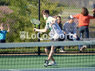 Boys Tennis: Woodgrove 5, Loudoun Valley 4 by Becky Alexander on April 13, 2016