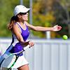 Section III Girls Tennis Sectional Tournament -  Oct 10, 2017