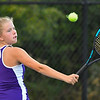 New Hartford at Christian Brothers Academy - Section 3 Class B Semi-finals Tennis -  Oct 4, 2017