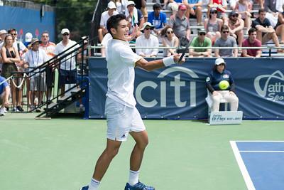 Thai-Son Kwiatkowski Citi Open 2018,