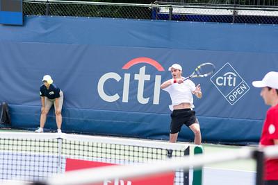 Antoine Escoffier Citi Open 2018,