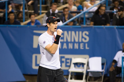 Andy Murray Citi Open 2018,