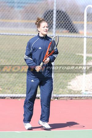 04/09/2007 Dowling Women's Tennis