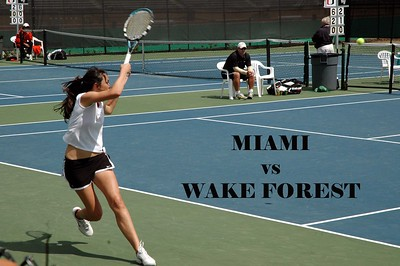 Miami vs Wake Forest