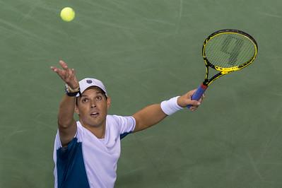 Davis Cup Tennis - USA vs. Slovakia - Sears Centre Arena 09.13.14