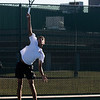 The Argyle Tennis team competes against Denton High at Argyle High School, Texas on October 8, 2019. (Katie Ray | The Talon News)