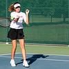 The Argyle Tennis team competes against Denton High at Argyle High School, Texas, on October 8, 2019. (Katie Ray | The Talon News)