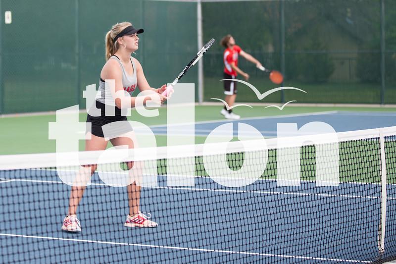 Eagles Tennis vs Sanger Indians