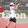 The Argyle tennis team competes in the Regional Quarterfinals against Melissa at Carrollton Ranchview High School in Carrollton, Texas on   Oct 22, 2018. (Lauren Metcalf / The Talon News)