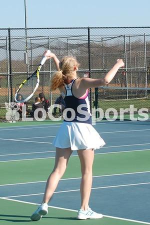 Girls Tennis: Loudoun County 7, Heritage 2 by Dylan Gotimer on April 5, 2016