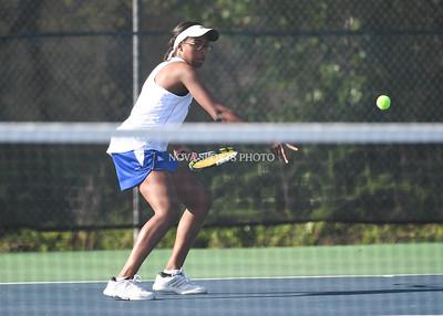 Girls Tennis: Riverside vs. Loudoun County 4.17.17