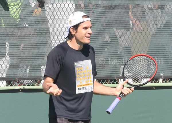 Tommy Haas IW 2014