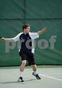 Mens College Tennis
