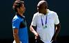 Tennis - Sony Open - Richard Williams and Patrick Mourataglou