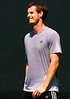 Tennis - Sony Open - Andy Murray and Ivan Lendl