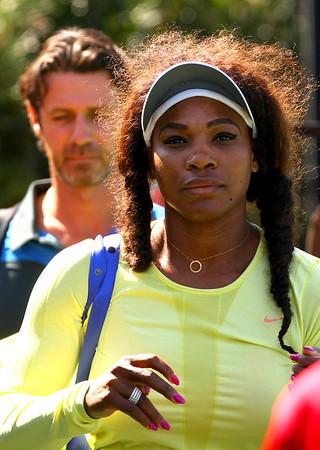 Tennis - Sony Open -