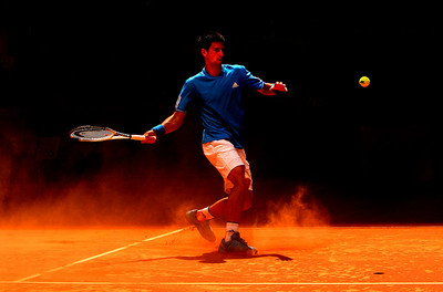 Novak Djokovic, Madrid 2009