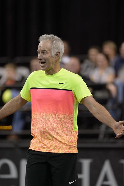 Poweshares QQQ Challenge Tennis - Sears Centre Arena - 04.02.15