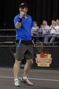 Powershares QQQ Challenge McEnroe, Roddick, Courier, Blake @ Sears Centre 04.02.15 by Daniel Bartel