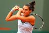 Tennis - Roland Garros - Caroline Garcia