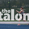 Tennis tournament at {Argyle highschool in {Argyle}, {Texas}, on March 29, 2018. (Hayden Calendine and Katie Ray | The Talon News)