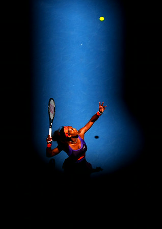Tennis - Australian Open 2013 - Serena Williams