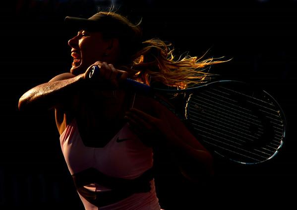 Tennis - US Open - Maria Sharapova v Victoria Azarenka