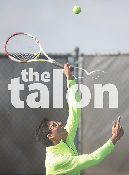 The Eagles participate in an all-day tournament on Feb. 19, 2016 in Trophy Club, Texas. (Christopher Piel/The Talon News)