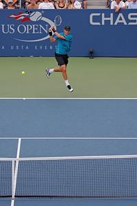 Fernando Gonzalez CHI (11) def Tomas Berdych CZE (17) 7-5 6-4 6-4