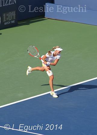 Ekaterina Makarova 2014 US Open