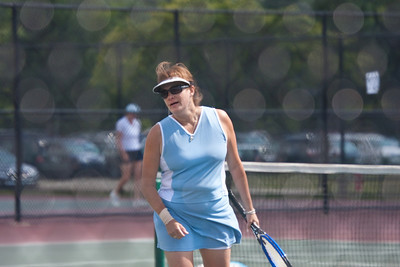 2009 USTA District Playoffs - Diane Williams