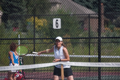 2009 USTA District Playoffs - Diane Wheelock