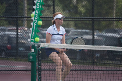 2009 USTA District Playoffs - Carly Plescia