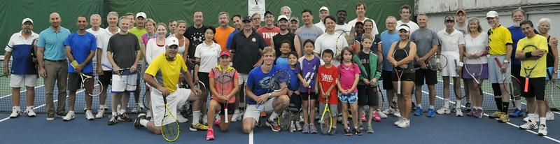 Wayne Bryan Tennis Clinic