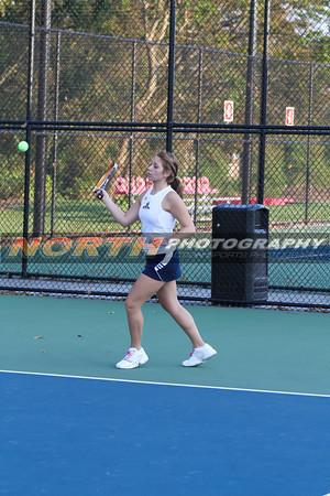 """9/13/2011 Molloy vs. Dowling """"Women's Tennis"""""""