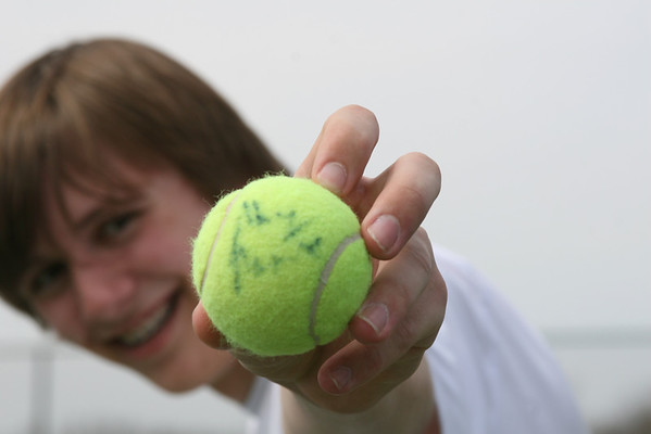 Korbin Baseball and Ry Tennis
