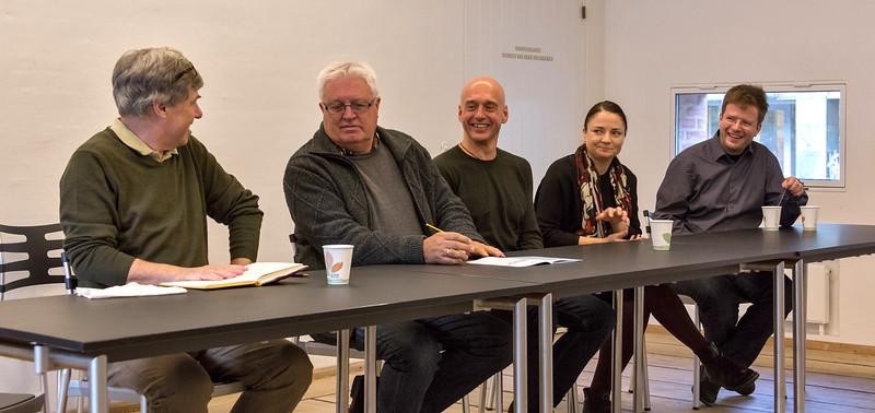 Tenso Days Copenhagen 2016 panel discussion