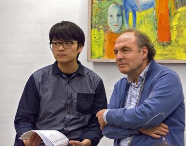 TYCW 2016 Leo Samama and Piyawat Louilarpprasert