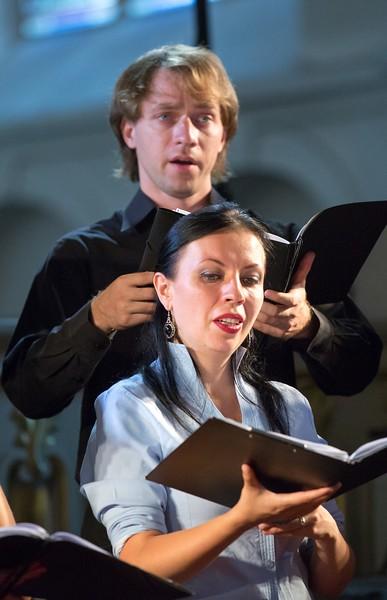 Tenso Europe Chamber Choir 2013 Sigulda