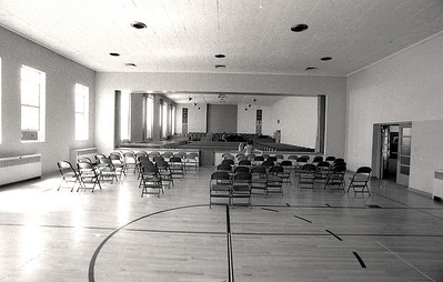 Tenth ward interior