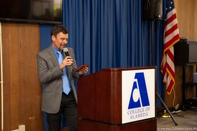 COA Tenured Faculty Awards