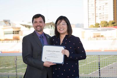 Faculty Tenure Awards 2017