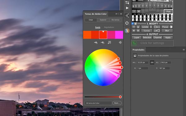 Aplicación Práctica a la Teoría del Color en la Fotografía