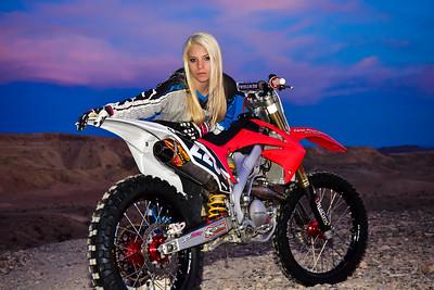 The Lovely Lexi Las Vegas Motocross