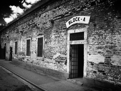 Terezín Ghetto, Czech Republic
