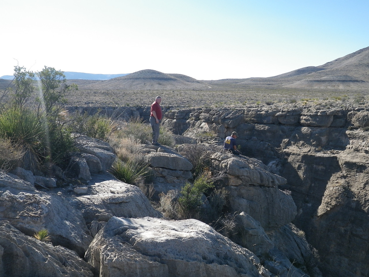 Bee Cave Canyon