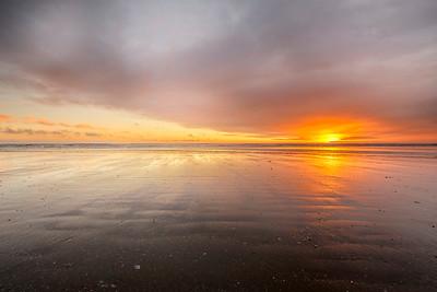 A New Dawn at Seapoint Beach-MG_7365